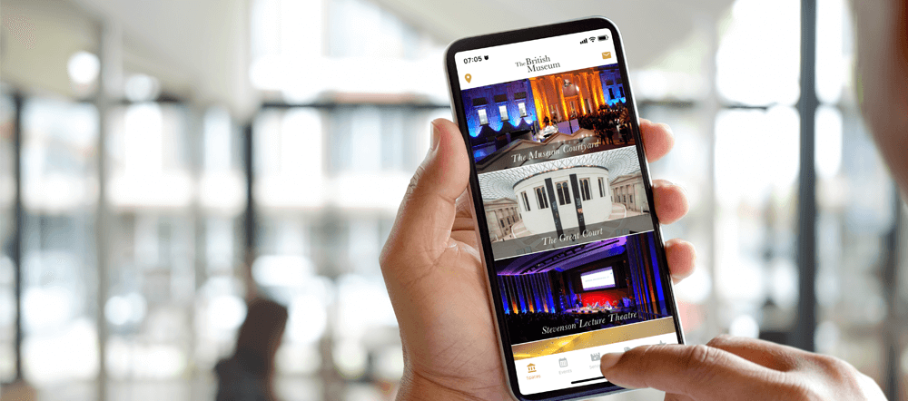 The British Museum Event App