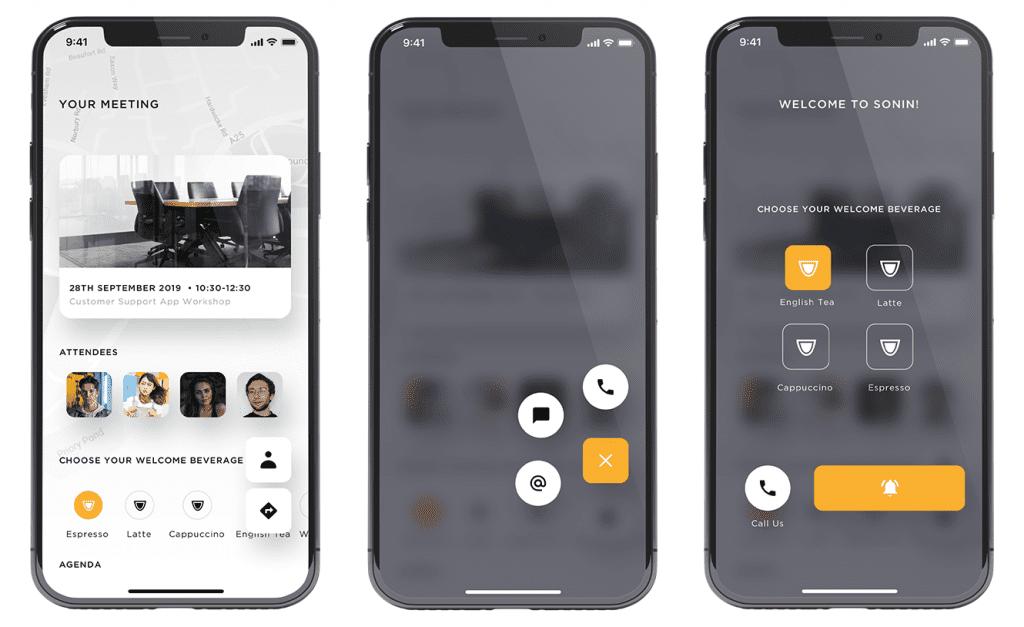 We Build an iBeacon App