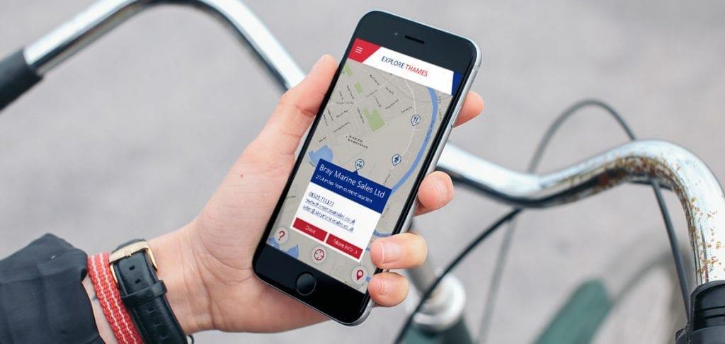 explore-thames-tourist app