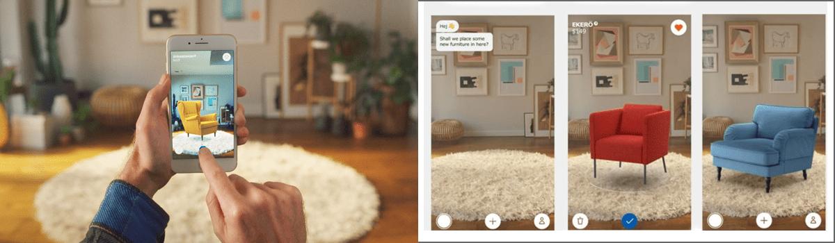 Ikea Place AR Augmented Reality