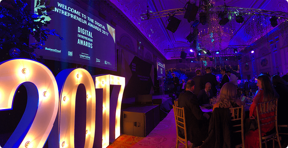 Digital Entrepreneur Awards #DEA2017