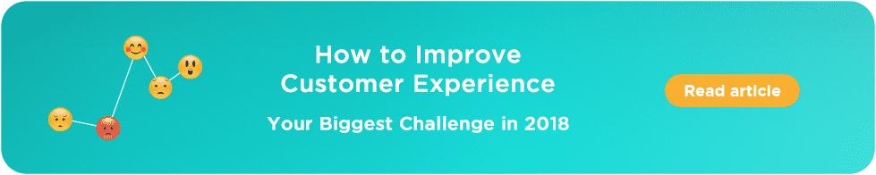 Improve Customer Experience CX Sonin App Development