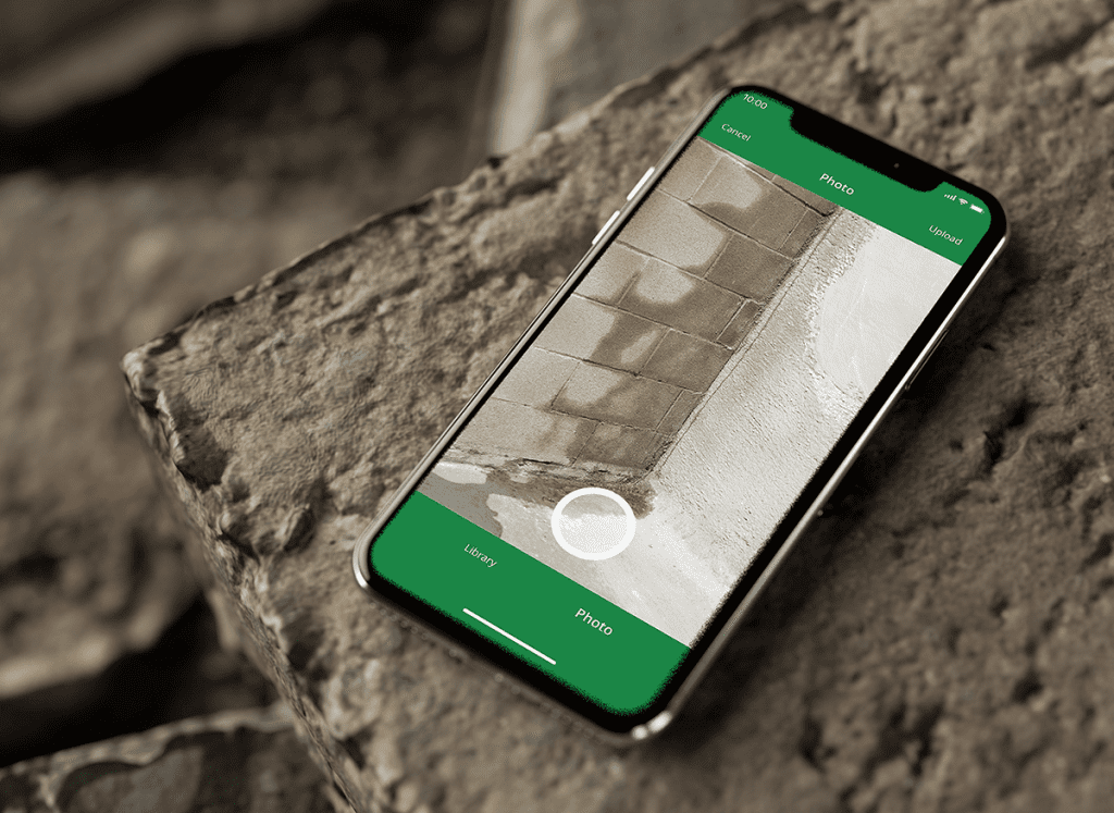 Checkmate is an insurance app for structural warranties