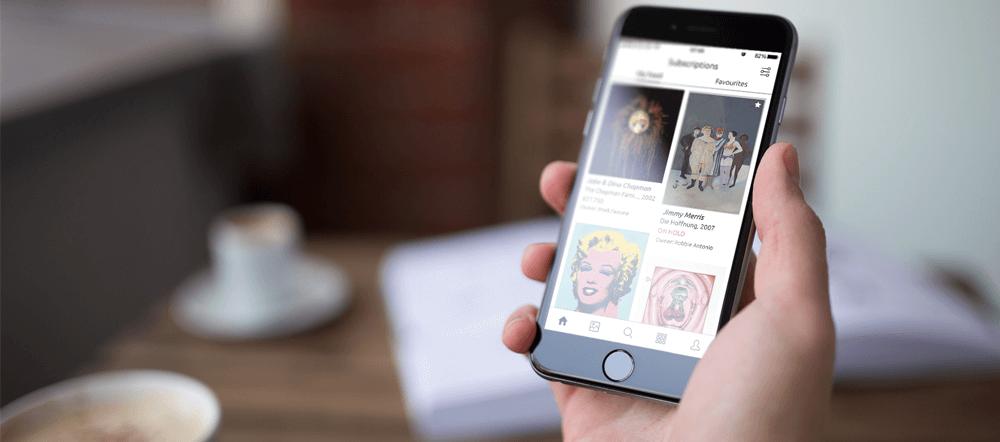 Tatlin Bespoke Art App