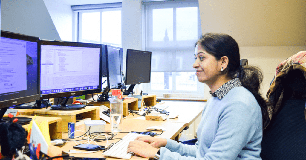 Varshini is an Android Developer at Sonin